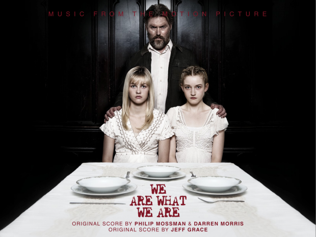 """""""We Are What We Are"""" Original Soundtrack"""