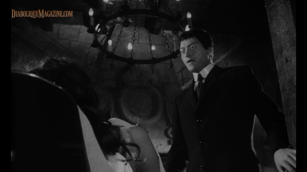 Ricardo Valle in The Awful Dr. Orlof (1962) [Click to enlarge]