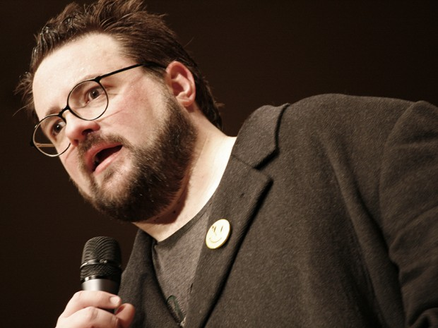 """Tusk"" director Kevin Smith"