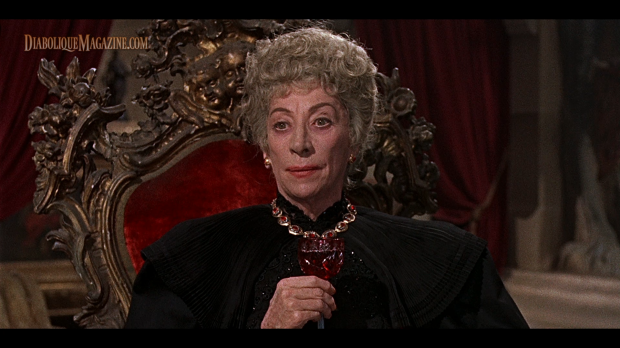 The Brides of Dracula (1960) Blu-ray screencap in 2.00:1 aspect ratio. [Click to enlarge]