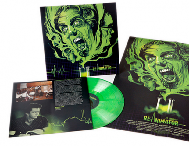 "Waxwork's ""Re-Animator"" release"