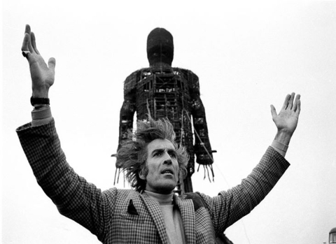 """""""Wrath"""" to close out """"Wicker Man"""" trilogy"""