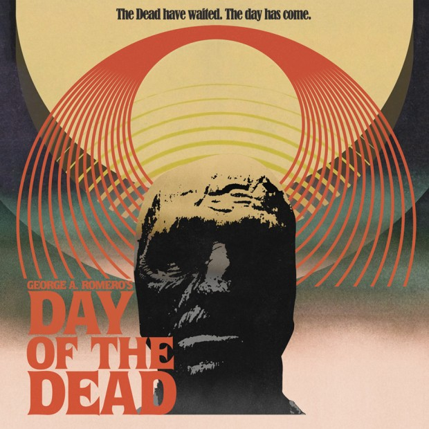 "Cover art for Waxwork's ""Day of the Dead"" release"