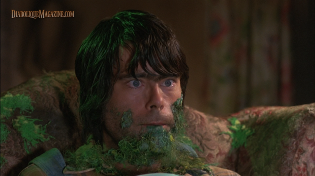 Stephen King in George A. Romero's Creepshow (1982) [Click to enlarge]