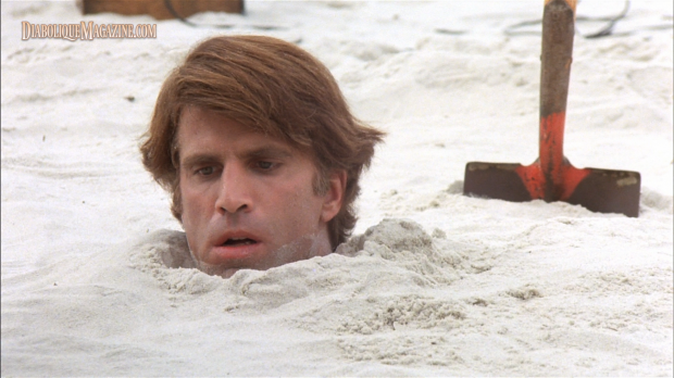 Ted Danson in George A. Romero's Creepshow (1982) [Click to enlarge]