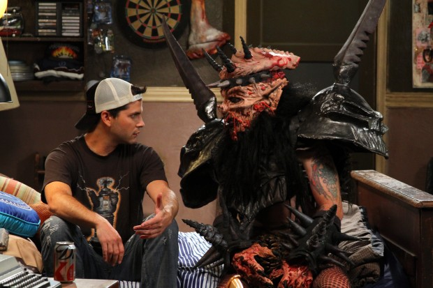 "Oderus Urungus with Adam Green on ""Holliston"""