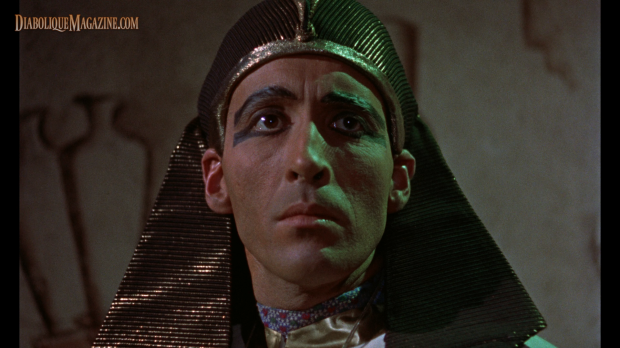 Christopher Lee in The Mummy (1959) [Click to enlarge]