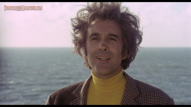 Christopher Lee in The Wicker Man (1973) [Click to enlarge]