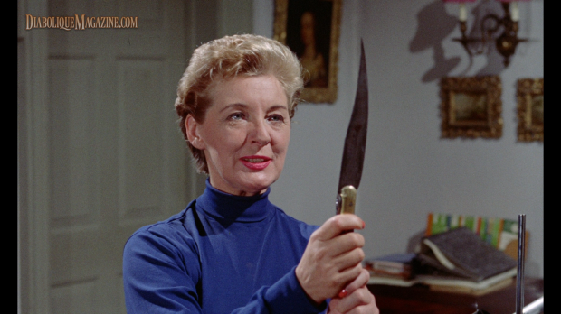 Kay Walsh in The Witches (1966) [Click to enlarge]