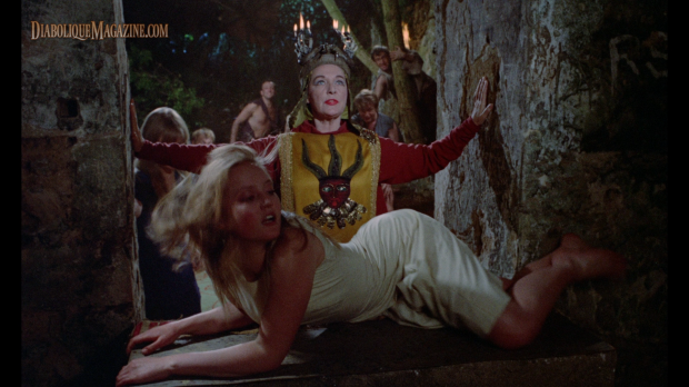 Kay Walsh and Ingrid Boulting in The Witches (1966) [Click to enlarge]