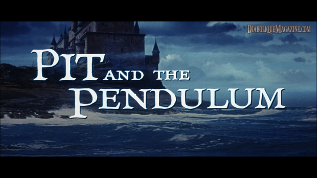 Roger Corman's The Pit and the Pendulum (1961) [Click to enlarge]