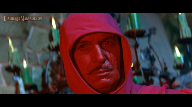 Vincent Price in The Masque of the Red Death (1964) [Click to enlarge]