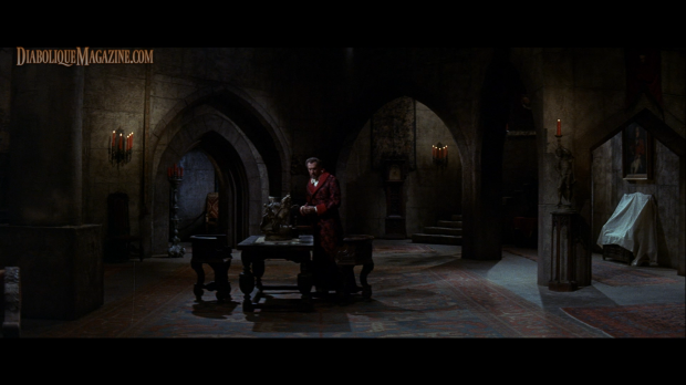 Vincent Price in The Haunted Palace (1963) [Click to enlarge]