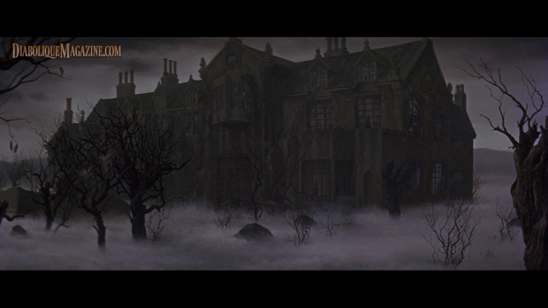 Roger Corman's House of Usher (1960) [Click to enlarge]
