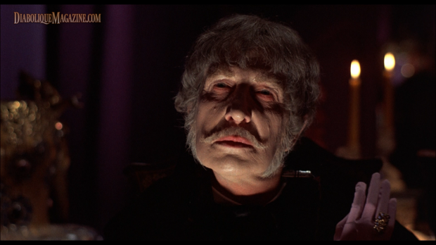 Vincent Price in The Abominable Dr. Phibes (1971) [Click to enlarge]
