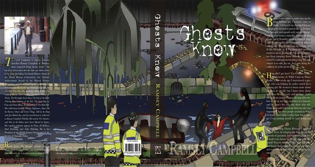 """""""Ghosts Know"""""""