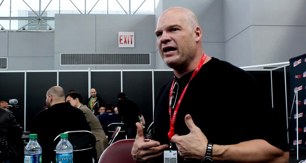 "NYCC 2013: Glenn 'Kane' Jacobs on ""See No Evil 2"""
