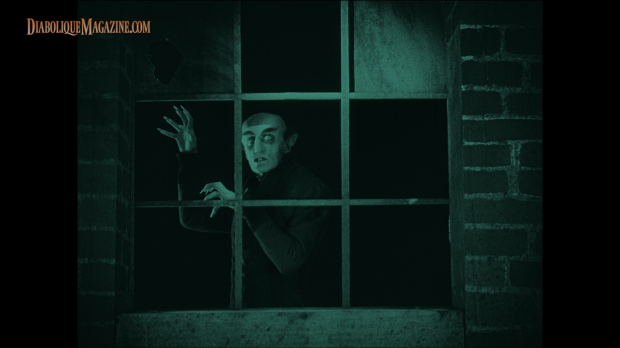 Max Schreck in Nosferatu (1922) [click to enlarge]