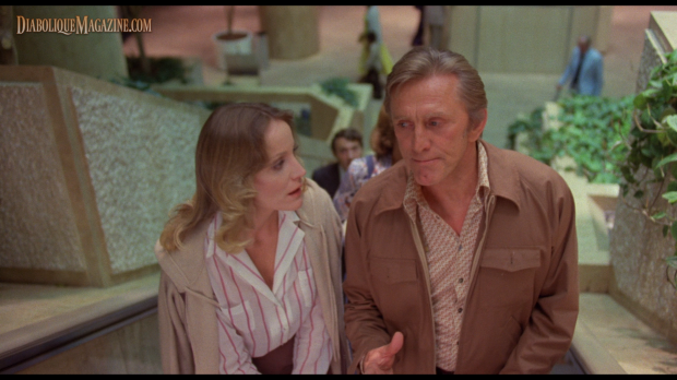 Kirk Douglas in The Fury (1978) [Click to enlarge]