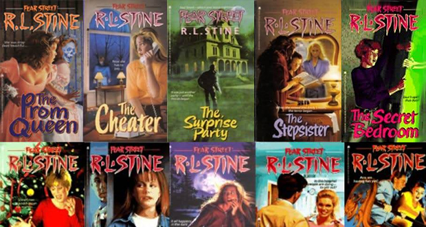 R.L. Stine Set To Return To Teen Horror Staple: Fear Street