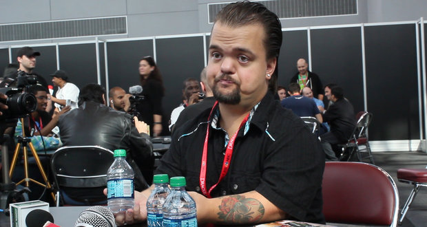 "NYCC 2013: WWE's Hornswoggle on ""Leprechaun: Origins"""