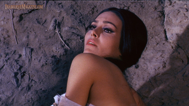 Daliah Lavi in The Whip and the Body (1963)