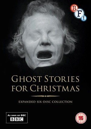Art for the Ghost Stories For Christmas Collection