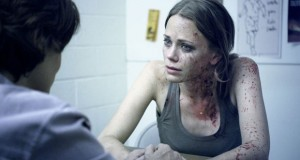 Katia Winter stars in The Banshee Chapter