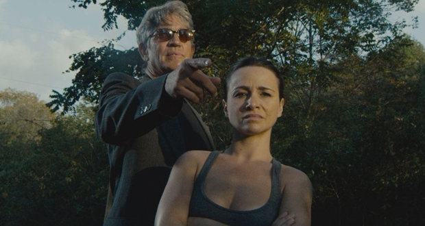 Eric Roberts and Danielle Harris in Dead.tv