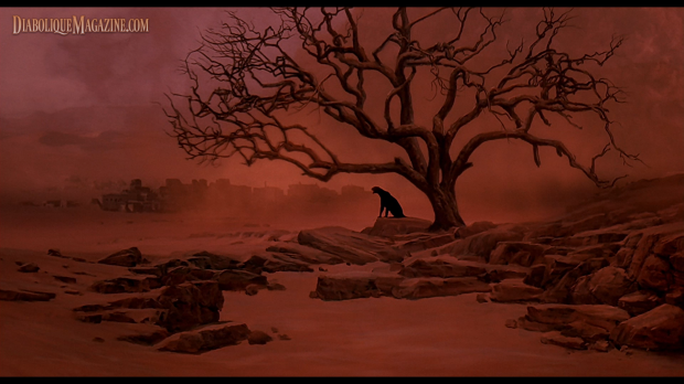 Paul Schrader's Cat People (1982) [Click to enlarge]