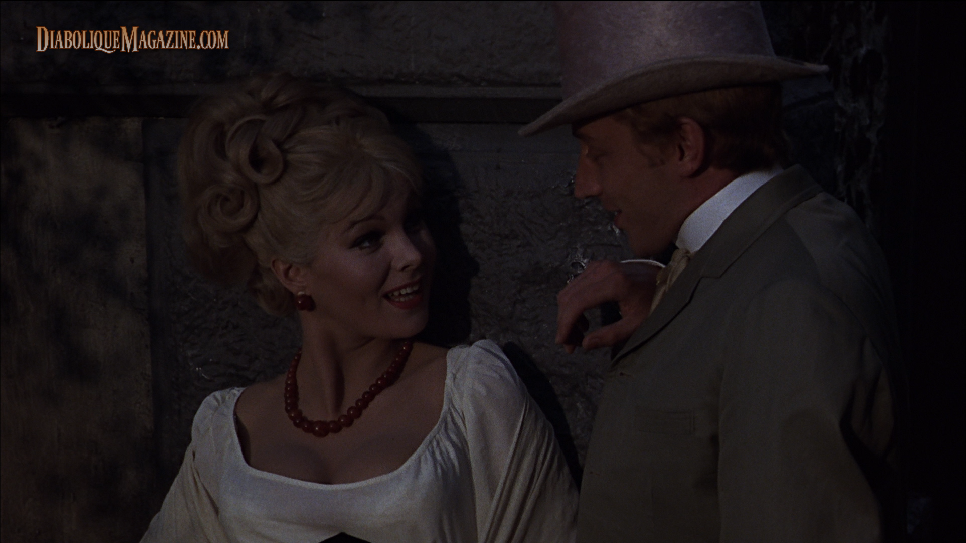 Frankenstein Created Woman (US Blu-Ray Review ...