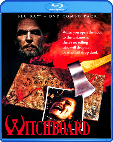 WITCHBOARD BLU-RAY GIVEAWAY WINNERS ANNOUNCED
