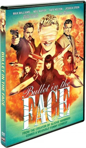 Bullet In The Face DVD