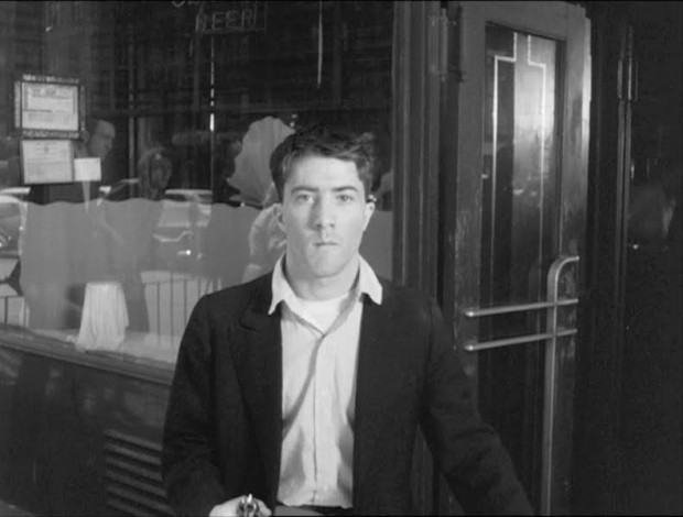 A young Dustin Hoffman in Naked City