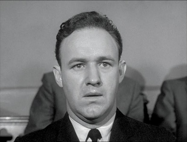 Gene Hackman in Naked City