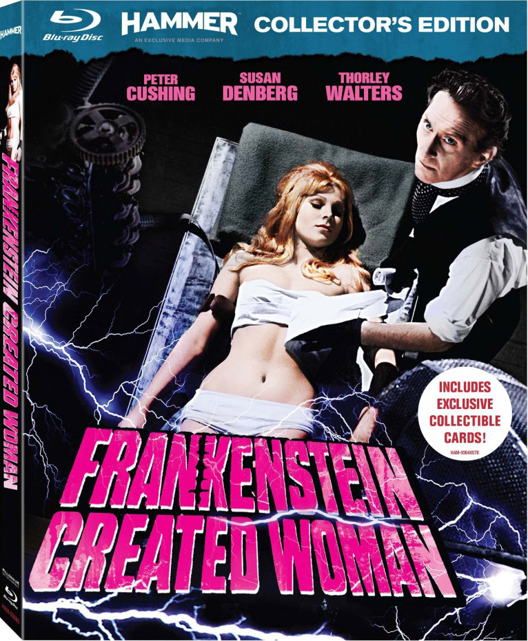 women of frankenstein impact based on