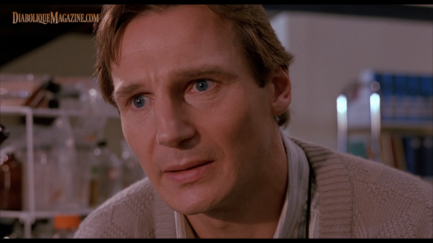 Liam Neeson in Darkman (1990) [Click to enlarge]