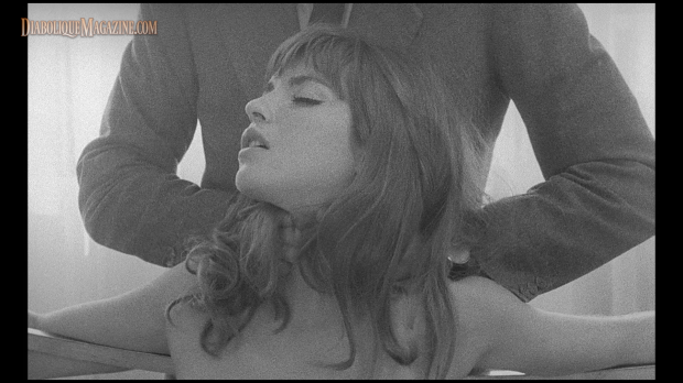 Alain Robbe-Grillet's Trans-Europ-Express (1967) [Click to enlarge]