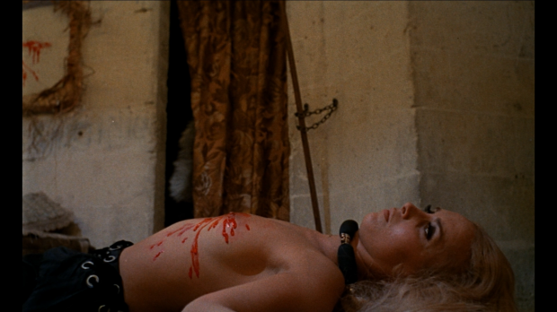 Le Frisson des Vampires (The Shiver of the Vampires) (1971) [Click to enlarge]