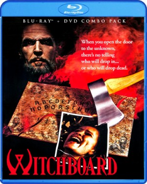 Blu-ray cover of Witchboard