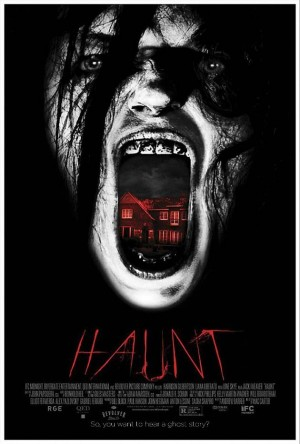 Haunt 2013 Movie Poster from IFC Midnight