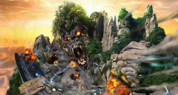 40 Million Dollar 3D Animated Monkey King Adaptation KONG To Be Produced in Asia