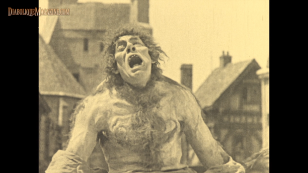 Lon Chaney in The Hunchback of Notre Dame (1923) [Click to enlarge]