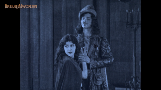 Patsy Ruth Miller in The Hunchback of Notre Dame (1923) [Click to enlarge]