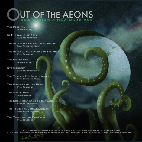 Out of the Aeons Album Cover