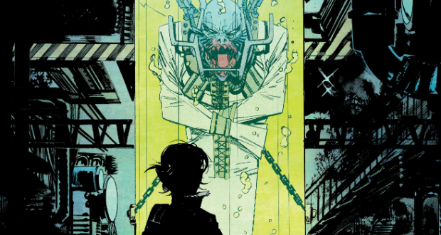 The Wake (Comic Book Review)