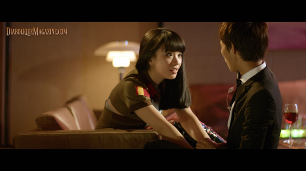 Jia Zhangke's A Touch of Sin (2013)