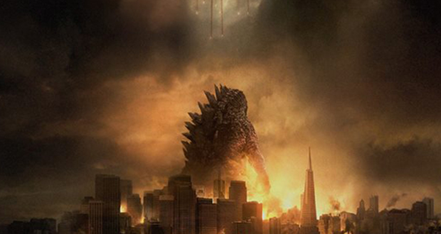 Exclusive Video Behind-the-Scenes Look at Godzilla (2014)