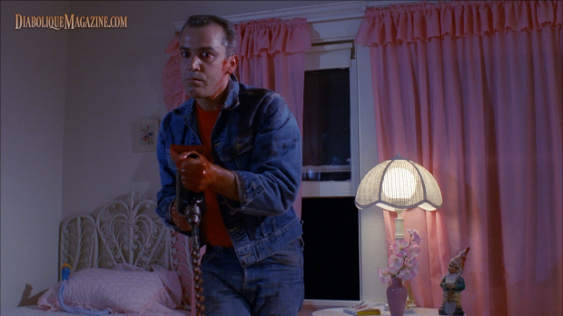 Michael Villella in The Slumber Party Massacre (1982) [click to enlarge]