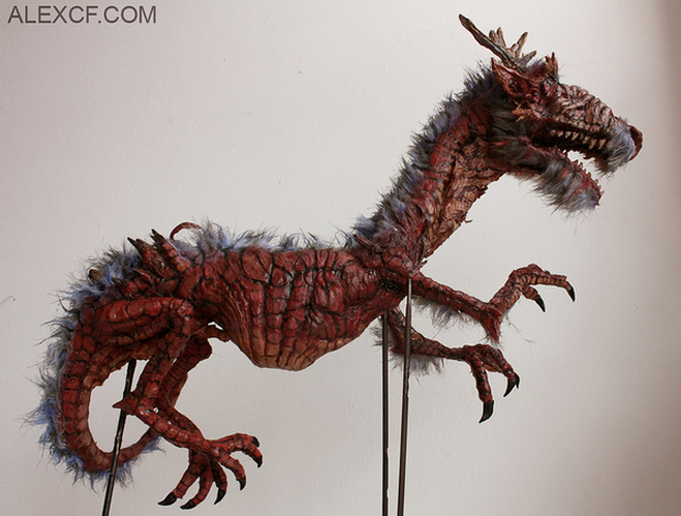 Draco Fluminis (Chinese River dragon)